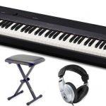 Značilnosti Casio PX-160 digitalnega klavirja